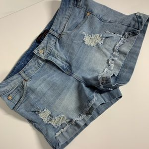 Celebrity Pink Denim shorts, barely worn